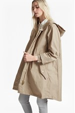Looks Great With Harbour Hooded Parka Coat