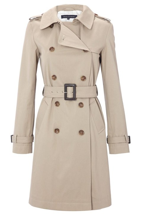 macks trench coat