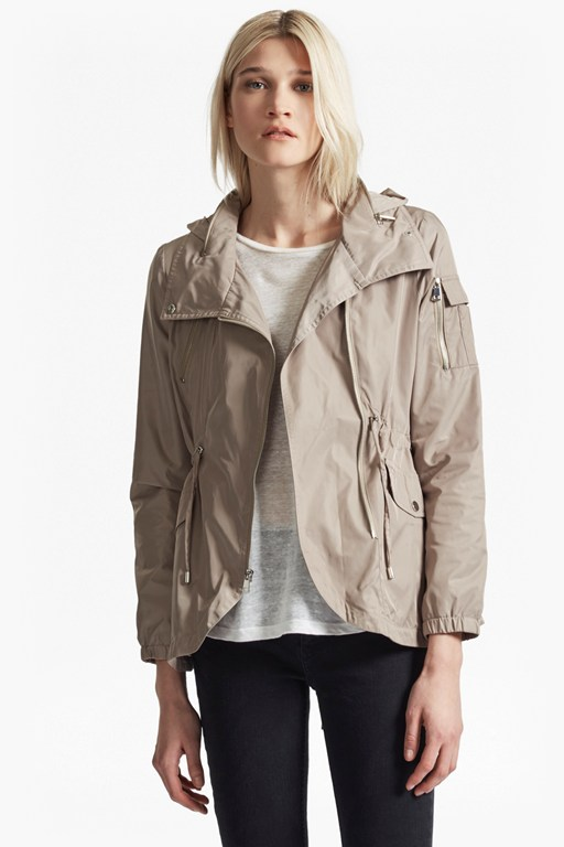 Complete the Look Tulip Anorak Coat