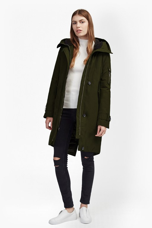 Coats & Jackets Sale | Cheap Coats | French Connection USA