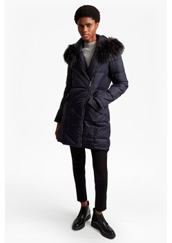 Asymetric Oversized Fit Coat
