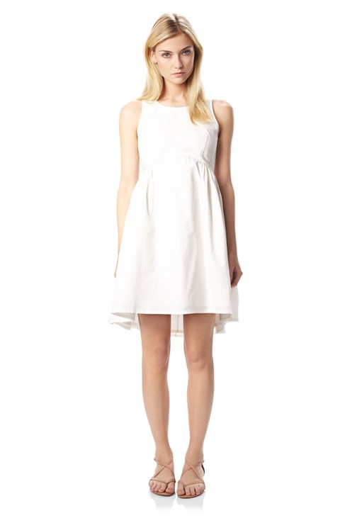 Single Pop Poplin Dress