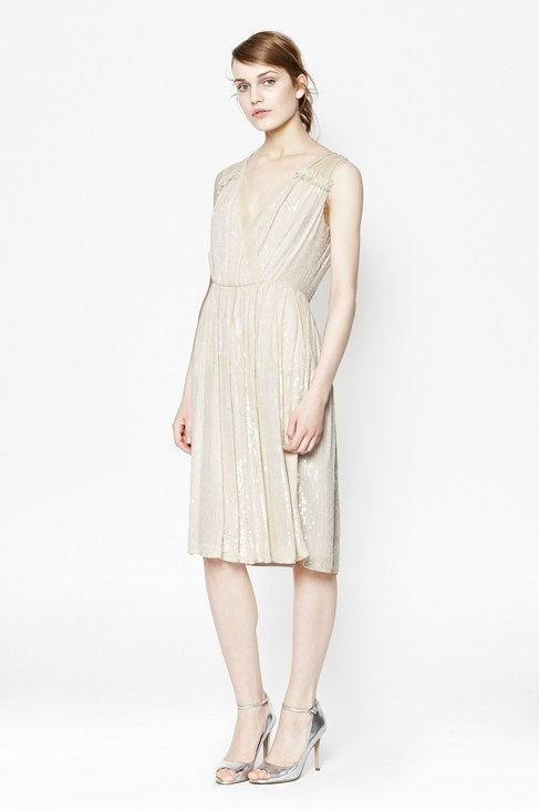 Riviera Mist Sequin Dress
