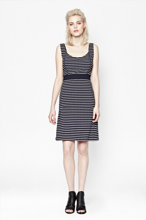 Suki Stripe Dress