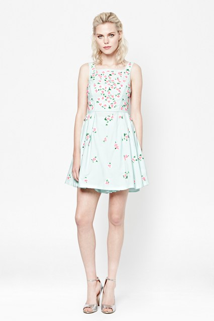 Ditsy Dorothy Dress