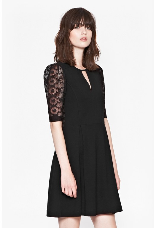 Valentine Lace Dress