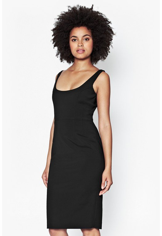 Classic Edie Stretch Dress