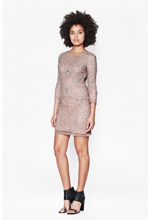 Angelfire Sparkle Tunic Dress