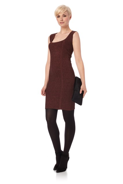 Dani Lurex Knits Dress