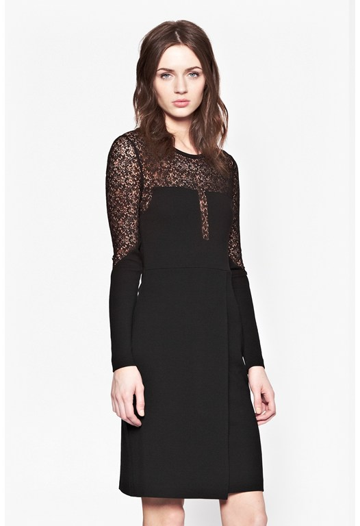 Layla Lace Dress
