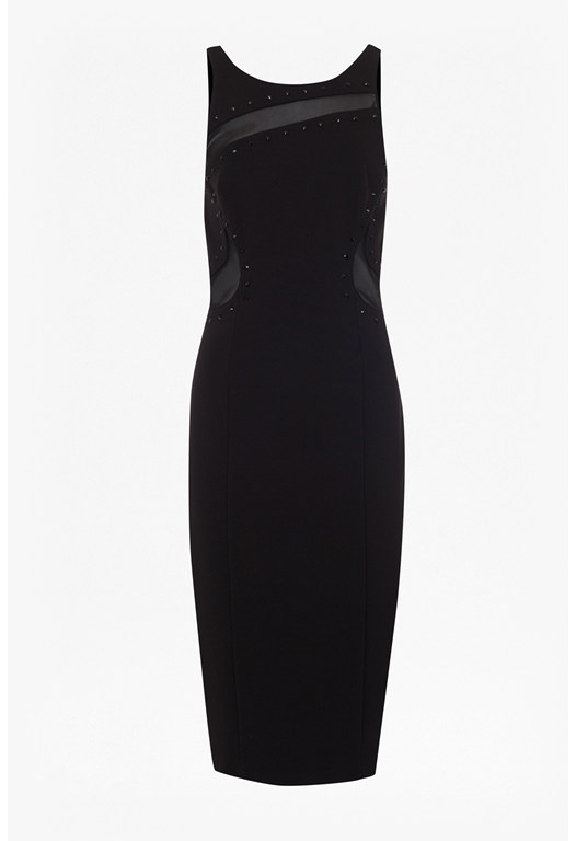 Cora Bodycon Embellished Dress