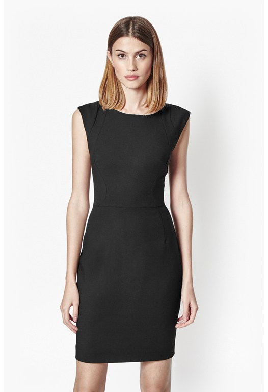 Whisper Light Bodycon Dress