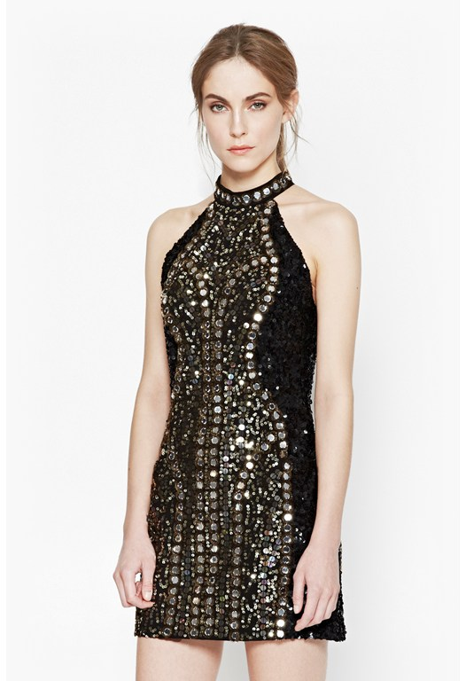 Disco Mirror Dress