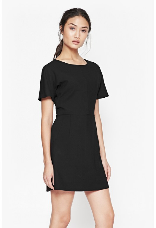 Whisper Ruth Fit & Flare Dress