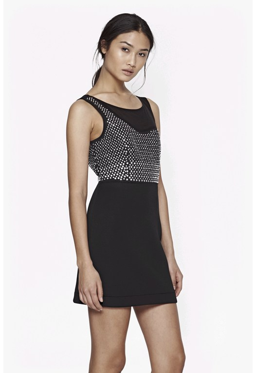 Diamond Rock Jersey Dress