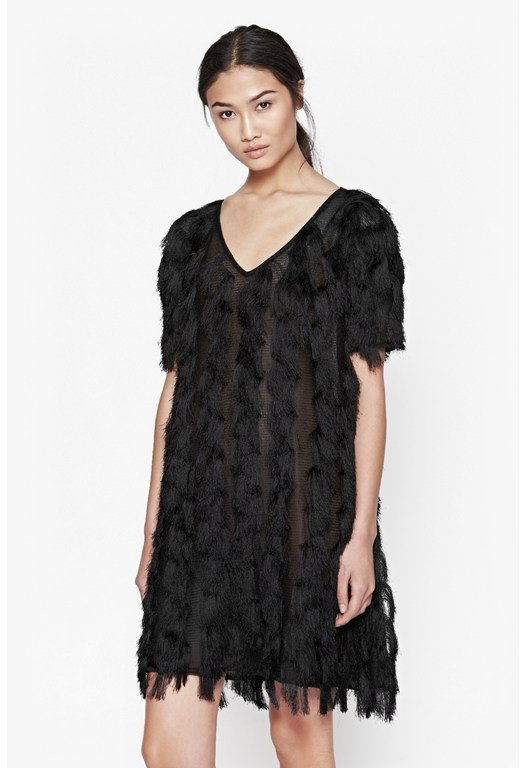 Tassel Valley Oversized Dress