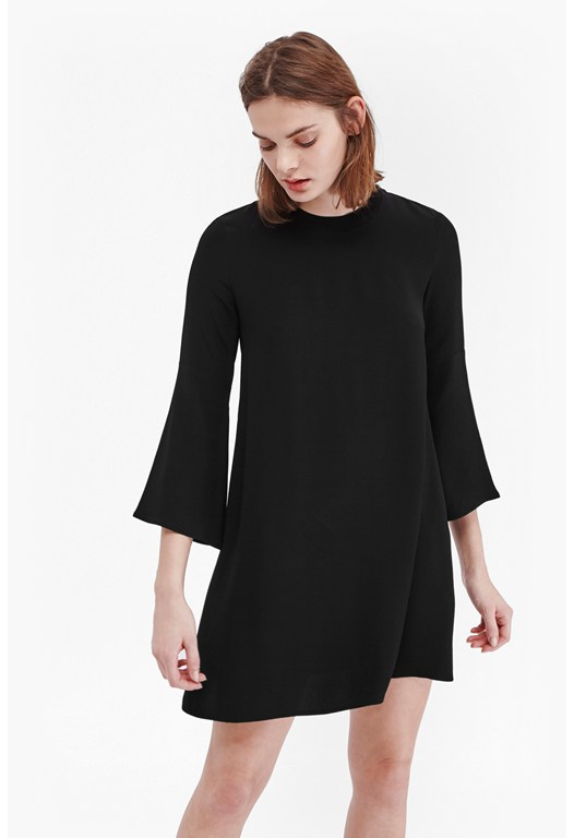 Emma Bell Sleeved Tunic Dress