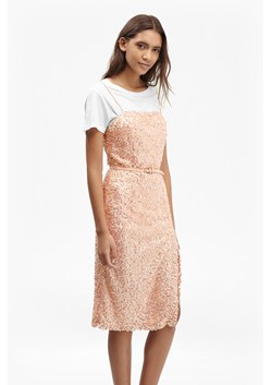 Celia Sequinned Strappy Dress