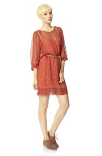 Calypso Flower Tunic Dress