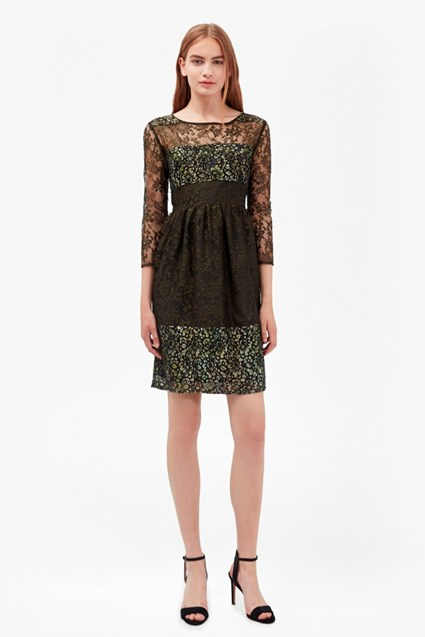 Molly Lace Mini Dress