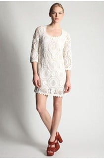 Lark Rise Lace Dress