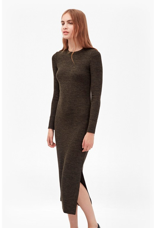 Sweeter Sweater Bodycon Midi Dress