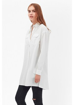 Army Poplin Tunic Shirt