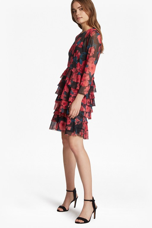 Allegro Poppy Ruffle Dress