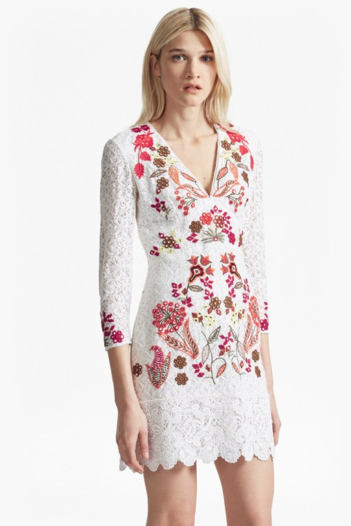 Pretty Pink Dresses &amp Tops  French Connection USA