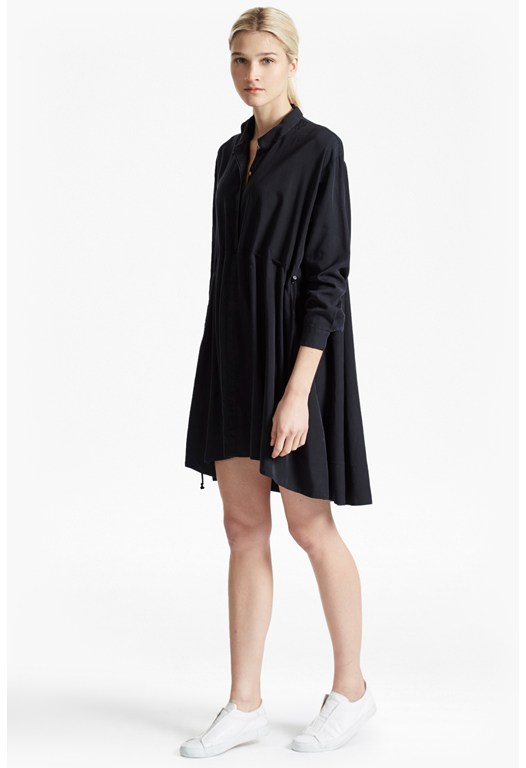 Sunny Tencel Shirt Dress