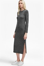 Looks Great With Sweeter Sweater Bodycon Midi Dress