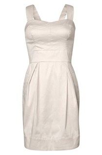 Potter Cotton Strappy Dress
