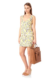 Flower Fun Printed Dress