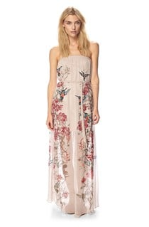 Rio Embroidered Dress