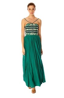Azore Summer Maxi Dress