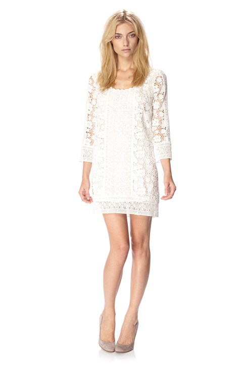 In Bloom Crochet Dress