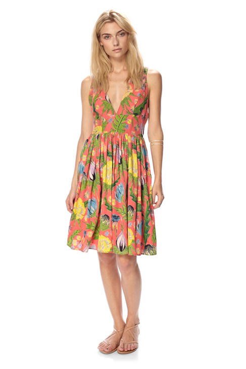 Maggie Lou Floral Dress