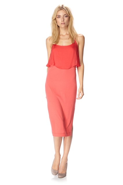 Sula Draped Dress