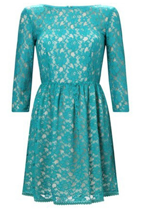 Lizzie Lace Dress
