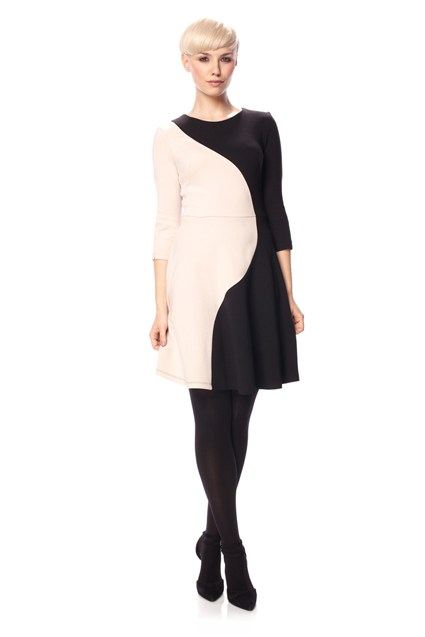 Royalle Jersey Dress