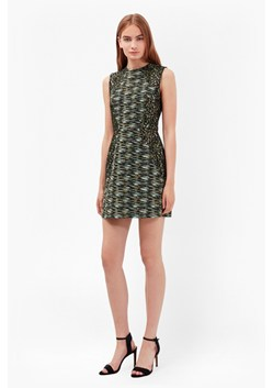 City Camo Sleeveless Mini Dress