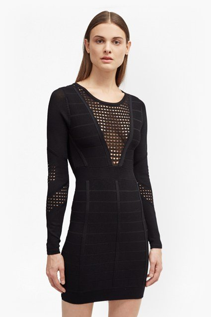 Duo Danni Knits Bandage Dress