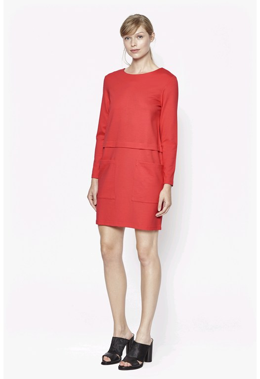 Northern Jersey Jumper Dress
