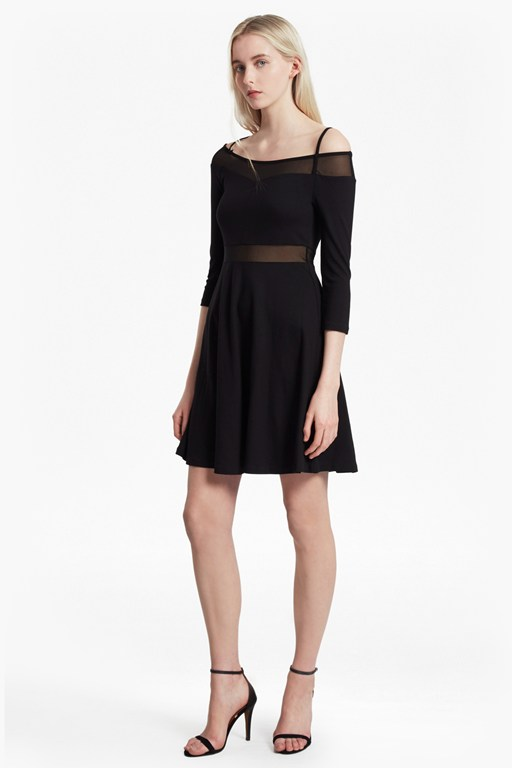tatlin beau jersey dress