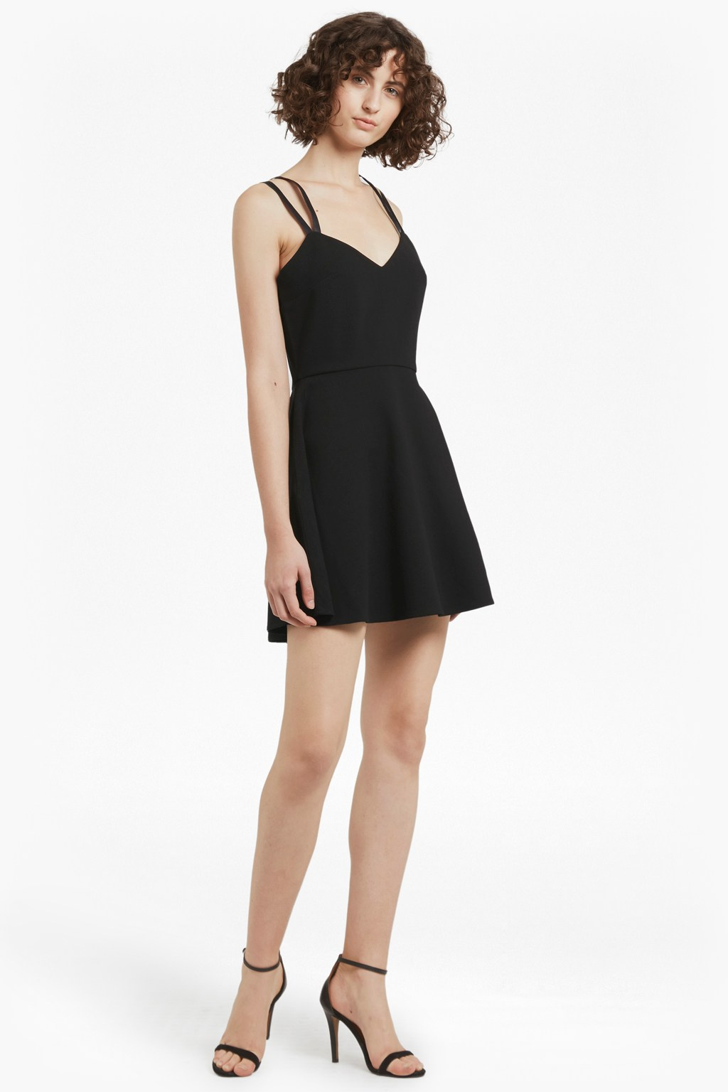 fabd5cab490f Whisper Light Strappy Dress | Woman | French Connection Usa