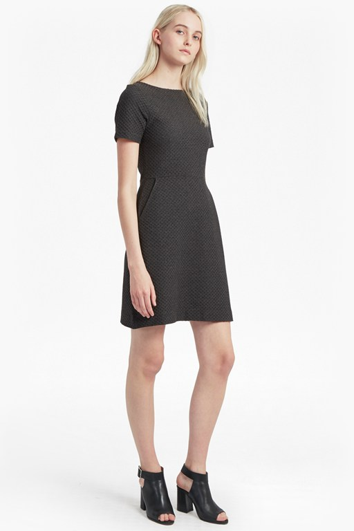 Complete the Look Dixie Textured Dress