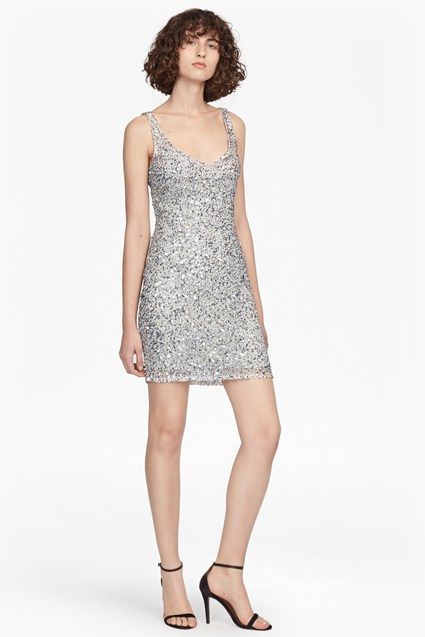 Helen Sparkle Strappy Dress