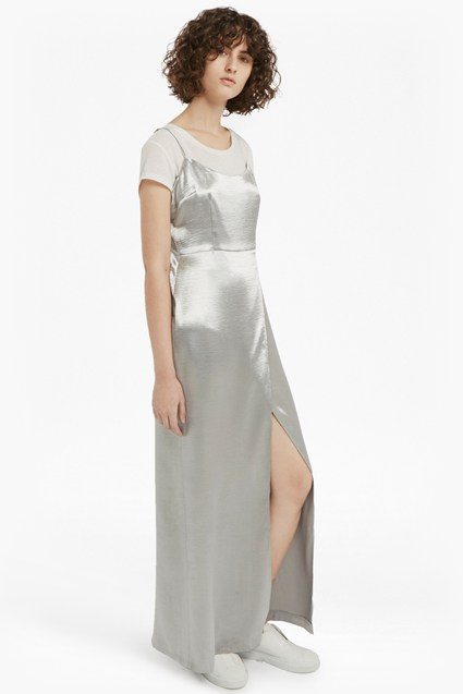 Kate Shine Strappy Maxi Dress