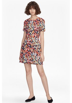Eleanor Printed Stretch Dress