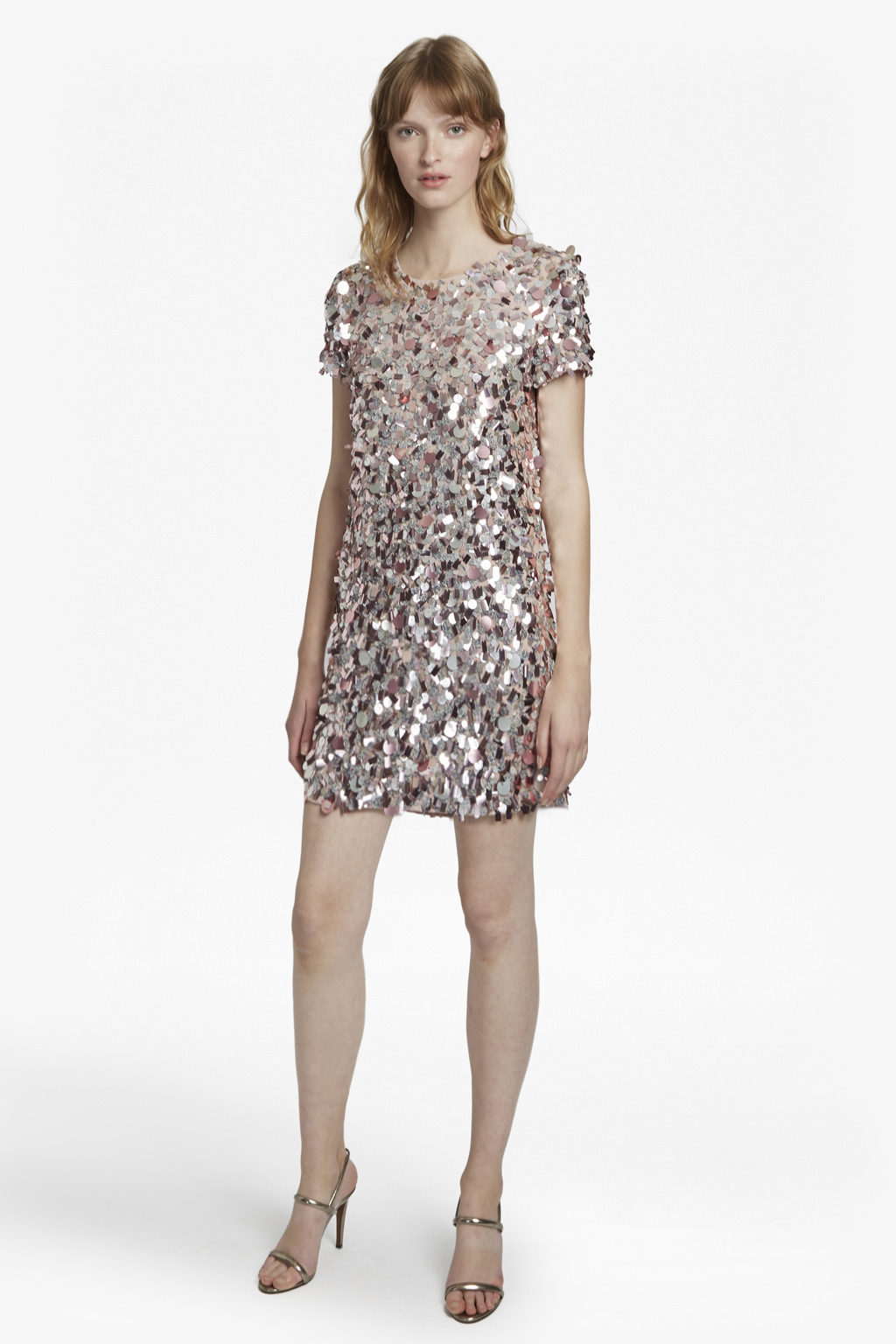 Aimee Sequin Tunic Dress Sale French Connection Usa